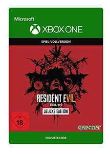 Resident Evil 7 Spiel + Season Pass Xbox One Download Code (statt 94,99€)