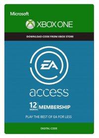EA Access - 12 Month Subscription (Xbox One) für 22,23€ @ CDKeys (Mit Facebook Code)
