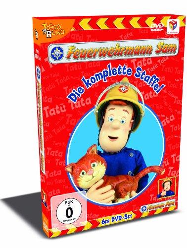 Feuerwehrmann Sam - Die komplette Staffel mit 6 DVDs für 12,97€ mit [Amazon Prime]