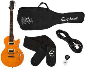 EPIPHONE Les Paul Special-II Slash AFD Outfit