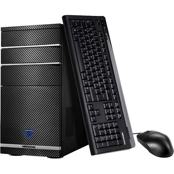 [Plus] MEDION® AKOYA® E2094 E, AMD A4-6300, 1 TB HDD, 8 GB RAM, Windows 10 Home, AMD Radeon(TM) HD 8370D +5% shoop