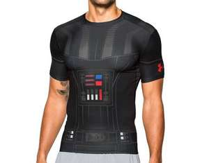 Under Armour Alter Ego Vader für 31,95€ - Trainingsshirt im Star Wars Style @Allyouneed