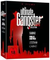 (MediaDealer) The Ultimate Gangster Selection (Blu-ray) für 10,87€