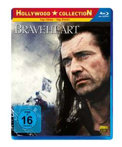 Braveheart als Blu-ray für 5€ (Saturn/Amazon)