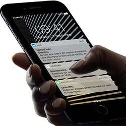 Telekom Magenta Mobil M (mit 3 GB bzw. 6 GB LTE 300 Mbit/s LTE) + iPhone 7 ab 1 € Zuzahlung