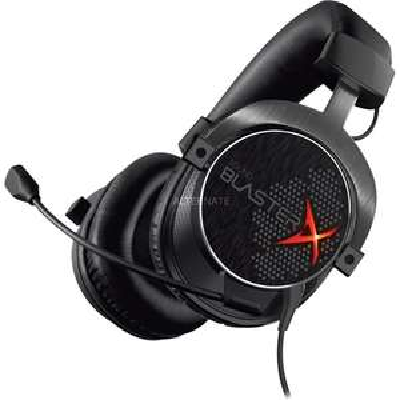 """Creative Headset """"Sound BlasterX H7"""" (7.1 Surround Pro, u. a. geeignet für PS4 und xBox One) inkl. Versand für 79,90 € statt 129,00 € [ZackZack]"""
