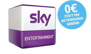 Telekom Entertain SKY Angebot - Entertainment + Cinema für 11,- EUR (Neukunden)
