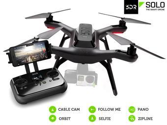 [@ibood] 3DR Solo Smart Aerial Drohne