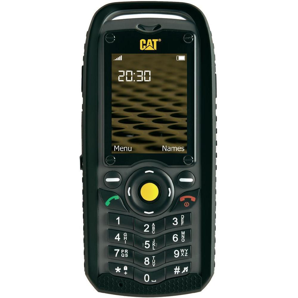 [Conrad] CAT B25 Dual-SIM-Outdoor Handy, Micro-SD, 2 MP Kamera, 7 Tage StandBy, Schwarz-Grau, IP-67 Zertifizierung + 5% shoop