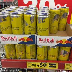 [Lokal Netto] Red Bull Yellow Edition