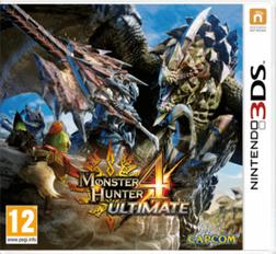 Monster Hunter 4 Ultimate [Download] (3DS) für 15,24€