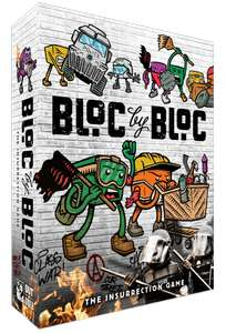 Bloc by Bloc - The Insurrection Game
