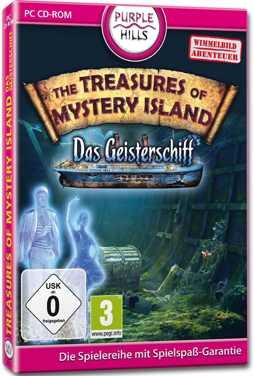 [PC-Welt Adventskalender] The Treasures of Mystery Island 3 - Das Geisterschiff