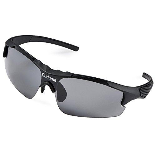 Sonnenbrille mit 100% UV400 Schutz, polarisiert und mit T46 Rahmen für 10,99€