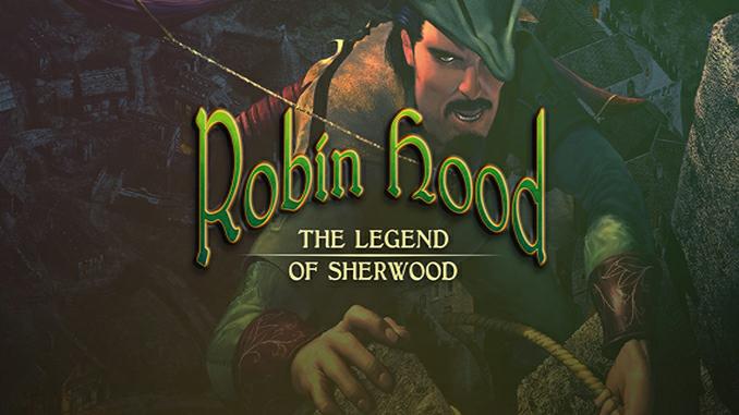 ROBIN HOOD: DIE LEGENDE VON SHERWOOD ab