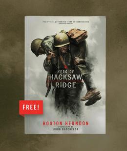 """Gratis: """"Hero of Hacksaw Ridge"""" (eBook)"""