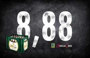 [Lokal Mainz] EDEKA Scheck-in-Center - Bitburger mit 24 x 0,33-L-Flaschen