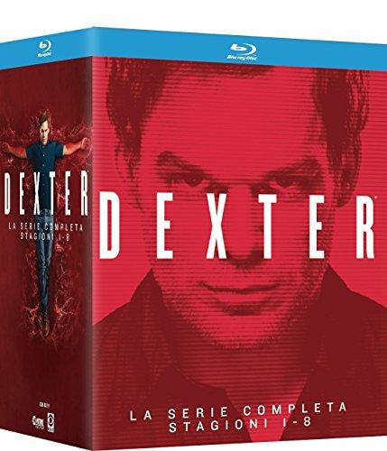 Dexter – Die komplette Serie (32 Blurays) (Mit Deutscher Tonspur) für 52,76 € [amazon.it]