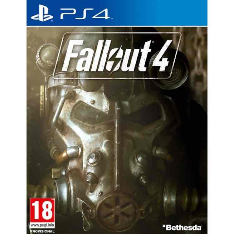 Fallout 4 PlayStation 4 (Amazon UK)