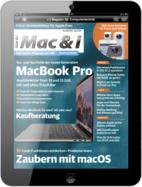 """Nur heute: Zeitschrift """"Mac & i"""" eine Ausgabe digital kostenlos"""