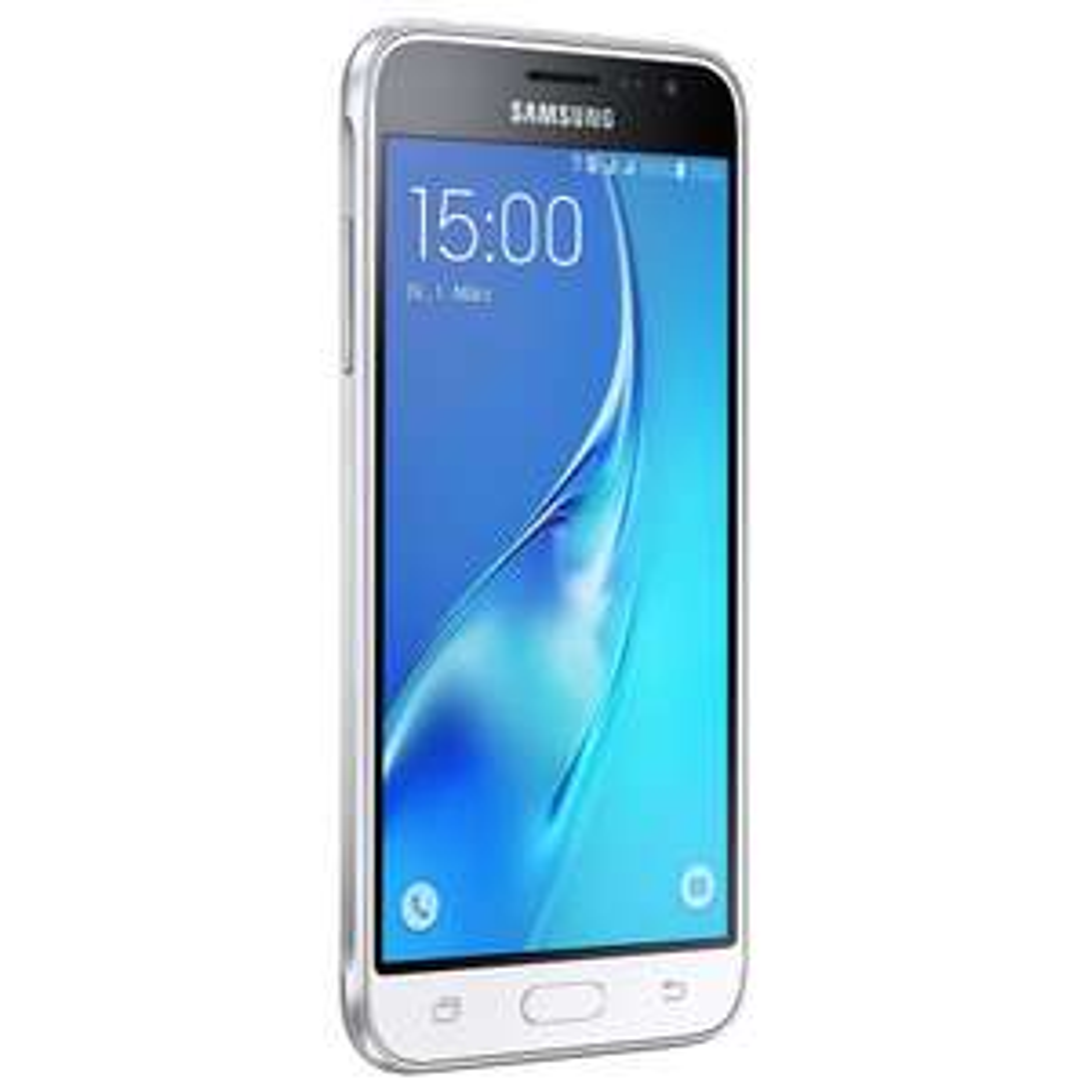 Samsung Galaxy J3 8GB in Weiß (2016) J320F 5 Zoll LTE Dual-SIM Smartphone für 139€ inkl. VSK (eBay.de)