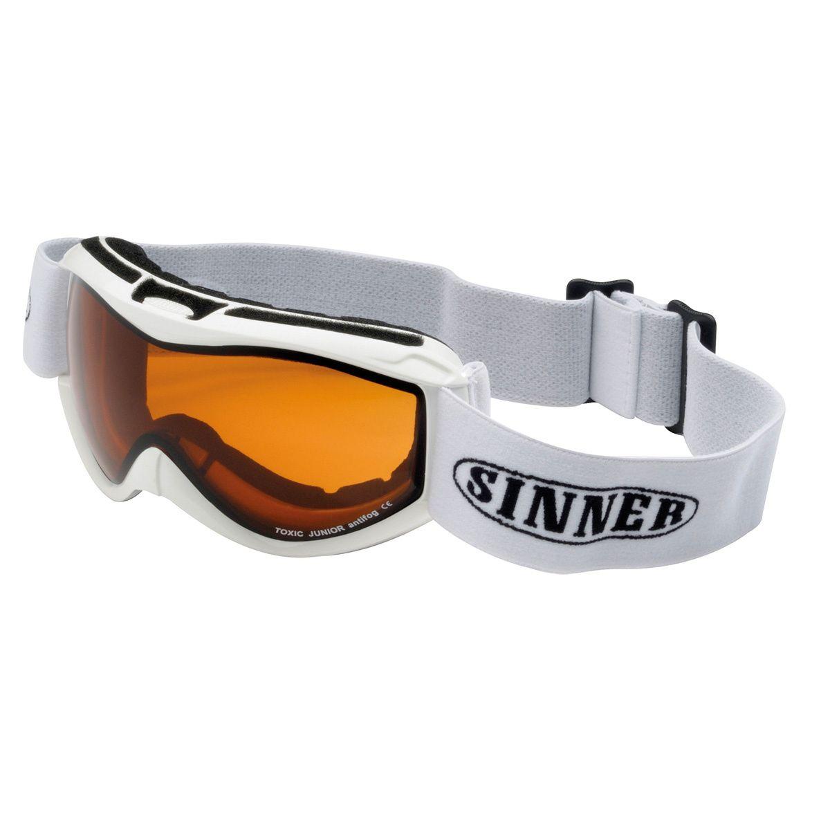 Sinner Skibrille Toxic für 19,99 Euro (Preisvergleich ab 34,99 Euro)