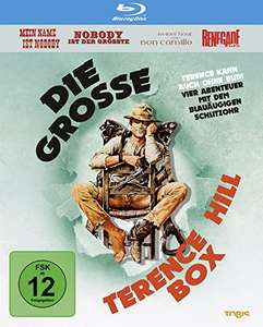 [Amazon Prime] Die große Terence Hill-Box [Blu-ray]
