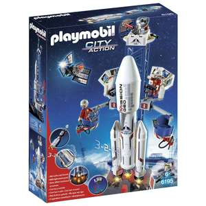 [ToysRus] Playmobil City Action Weltraumrakete mit Basisstation