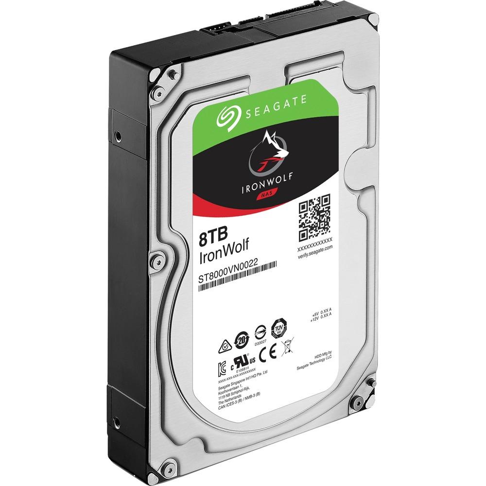 [Rakuten] Seagate IronWolf 8TB NAS-HDD für 243€ statt 264€