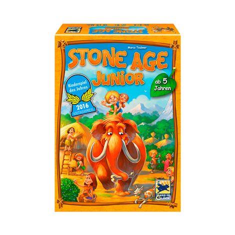 """""""Stone Age Junior"""" Kinderspiel des Jahres 2016 für 11,94 € (ab 10.12.16)"""