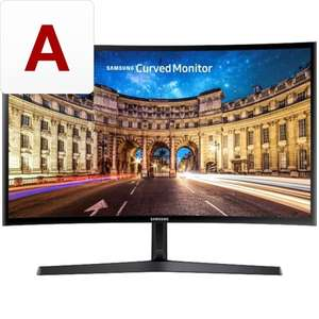 "[ZackZack]Samsung 27"" Curved LED Monitor C27F396FH Full HD, FreeSync"