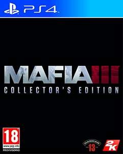 (Amazon.it) Mafia III: Collector's Edition (PS4) für 73,88€
