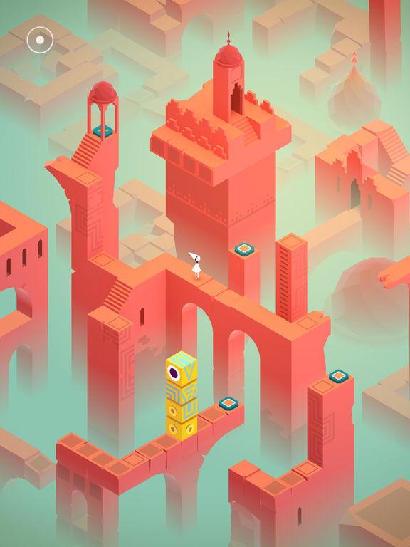 Monument Valley iOS für 1,99€ statt 3,99€