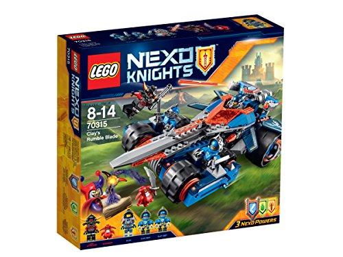 LEGO Nexo Knights 70315 - Clays Klingen-Cruiser für 23,99€ mit [Amazon Prime]