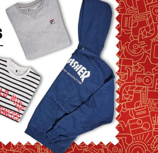 Xmas Special No. 9: Heute 30% Rabatt auf alle Sweatshirts und Hoodies bei HHV (auch Sale)