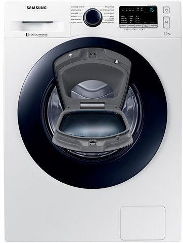 Samsung Waschmaschine WW90K44205W/EG, A+++, 9 kg, 1400 U/Min