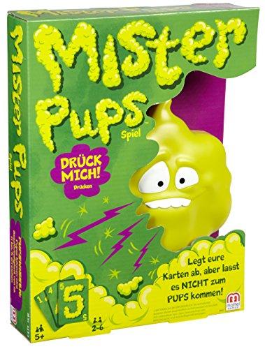 Mister Pups, 2-6 Spieler, ab 5 J. nur noch 11,99€ bei Amazon