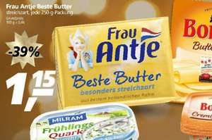 Real - Frau Antje Butter 1,15 Euro