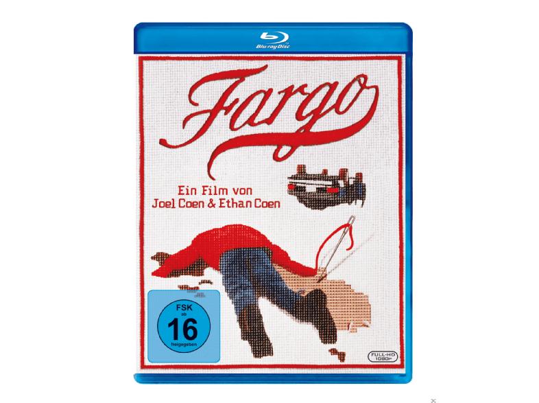 [Saturn/ Amazon Prime] Fargo der Film[Blu-ray]