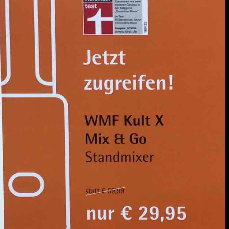WMF Mix&Go Smoothiemaker