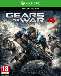 Gears Of War 4 [D1 Bonus uncut Edition] inkl. 14 Bonus DLCs + Sticker Set (Xbox One)