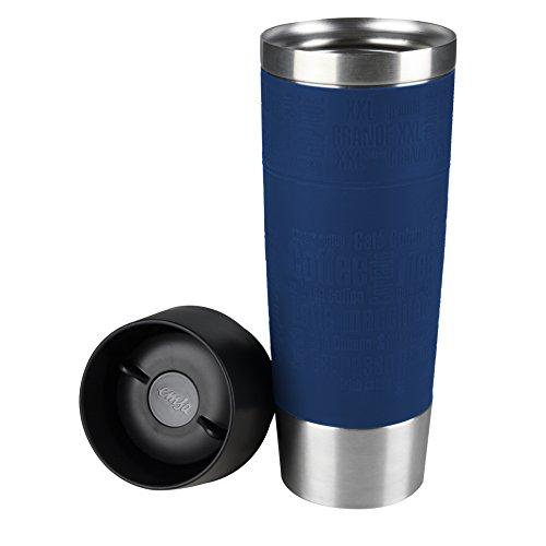 Ankündigung: [Amazon Blitzangebot] ab 16:30 großer emsa Travel Mug Grande 500ml (Blau)