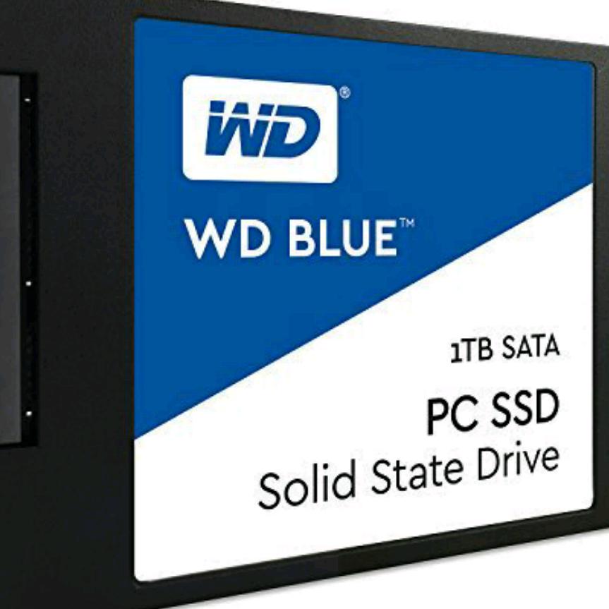 """WD BLUE 1TB SSD 2,5"""" 176,99€ durch 10€Gutscheincode"""