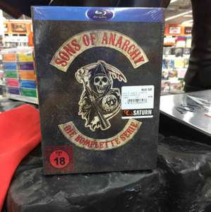 Sons Of Anachy Complete Box Blu-Ray