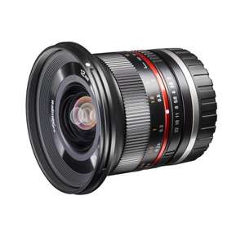 [amazon.de] Walimex Pro 12 mm 1:2,0 CSC-Weitwinkelobjektiv für Sony E-Mount Objektivbajonett schwarz