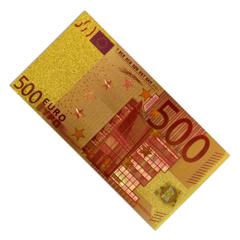 Bei jeder Bestellung gratis 500€ Goldschein
