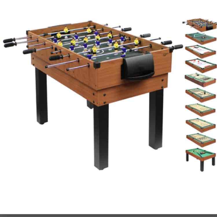Multi-Spieltisch Choice-XT 10 in 1 [Real Online] Versandkostenfrei