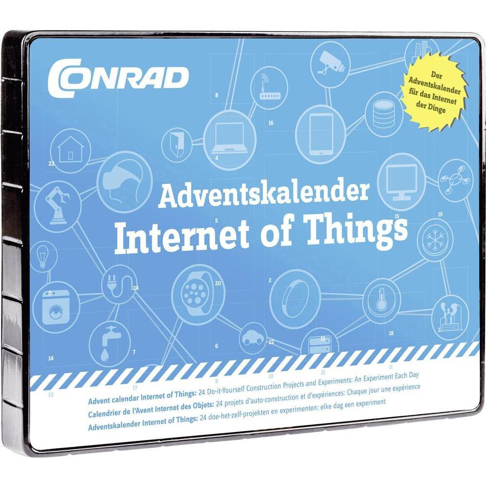 Adventskalender Internet of Things reduziert auf 31,99€ mit Paypal [Conrad]