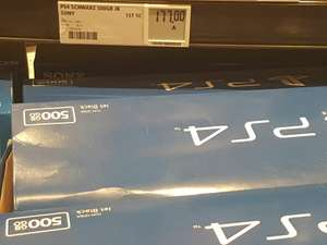 playstation 4 (REWE HAMBURG LOKAL)