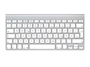 GRAVIS (ebay - Nur Click & Collect) Apple Wireless Tastatur DE - Neuwertig ohne OVP - inkl. Versand in Filiale
